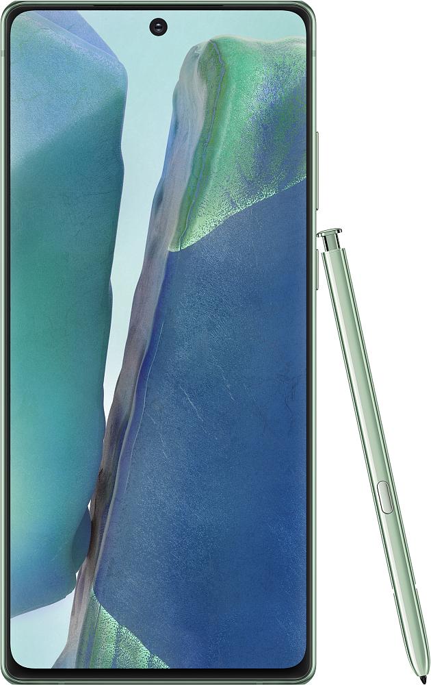 Galaxy Note20 256 ГБ мята