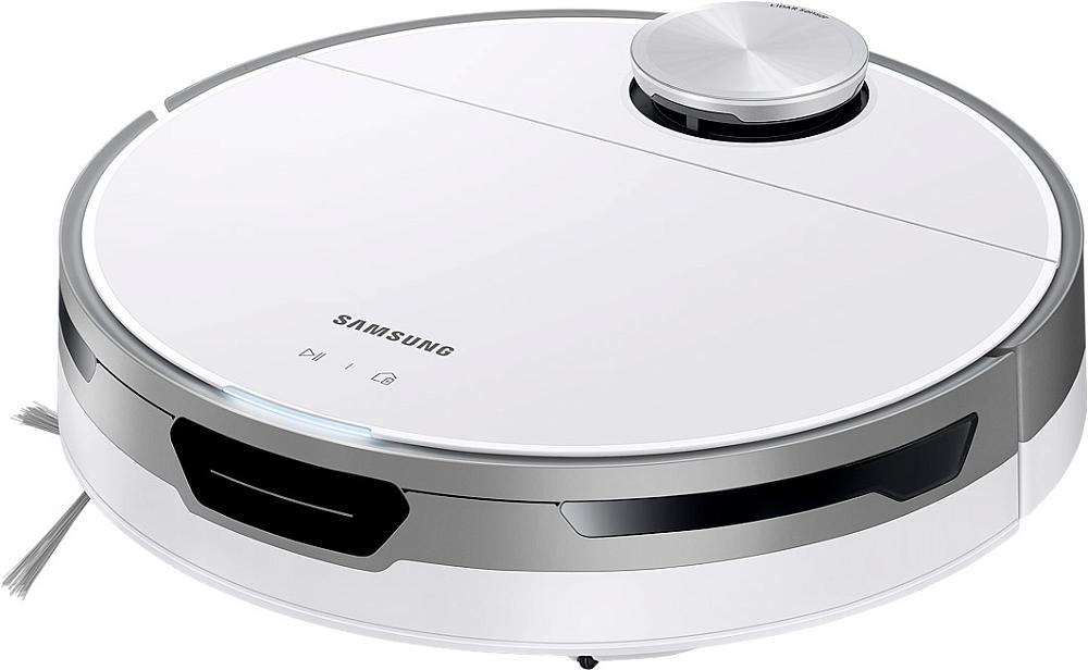 Робот-пылесос Samsung VR30T80313W/EV, Jet Bot белый