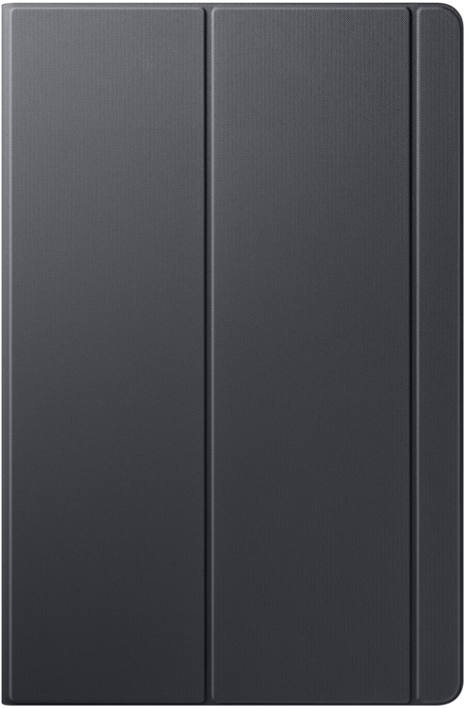 Чехол-книжка Samsung Book Cover для Galaxy Tab S6 темно-серый
