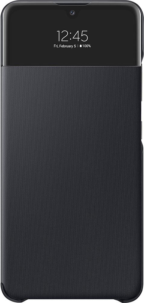 Чехол Samsung Smart S View Wallet Cover для Galaxy A32 черный