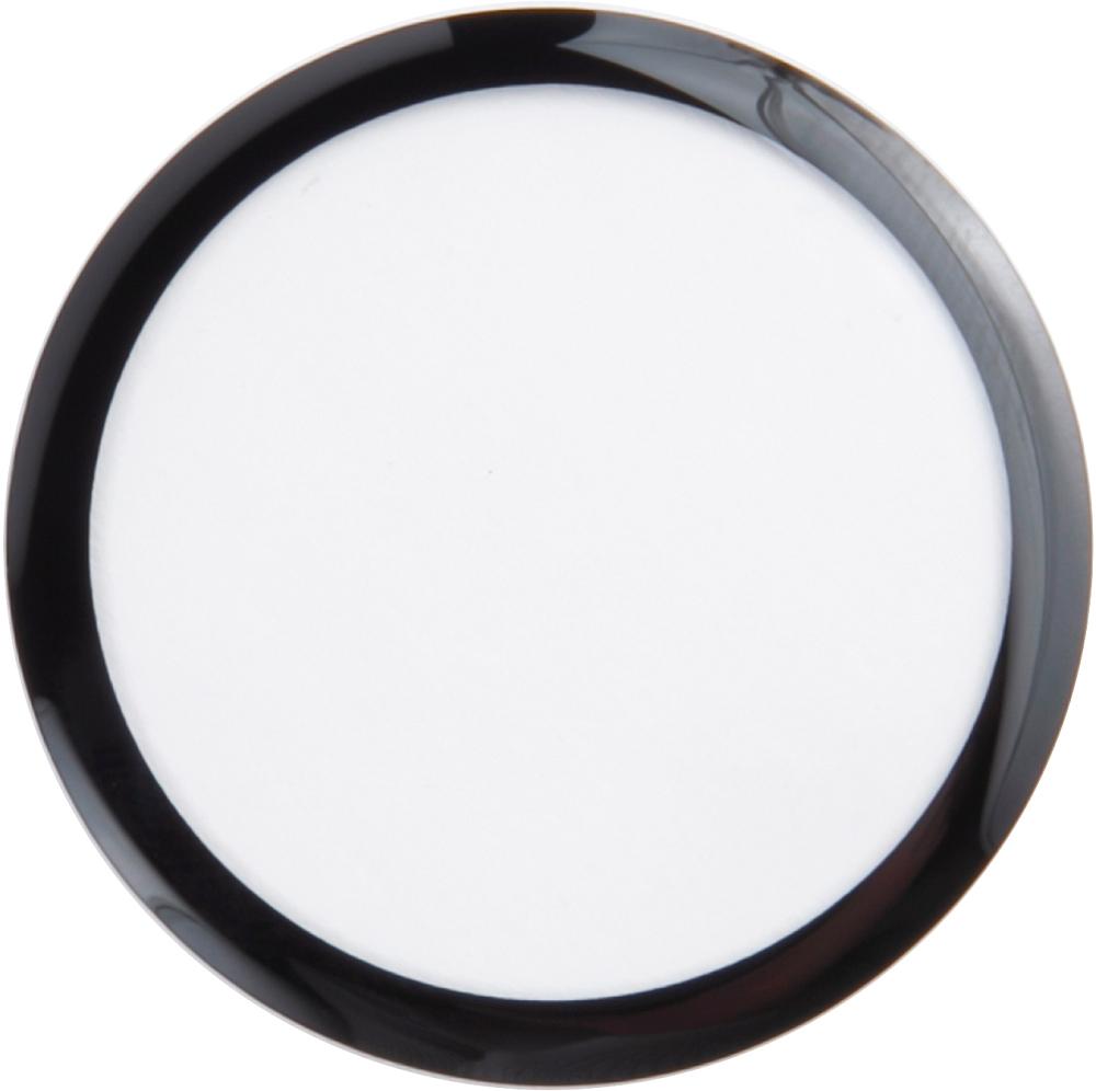 Картинка - PMMA для Galaxy Watch Active 2, 40 мм, (3D) черная