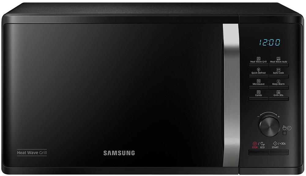 Микроволновая печь Samsung MG23K3575AK/BW 23 л черный