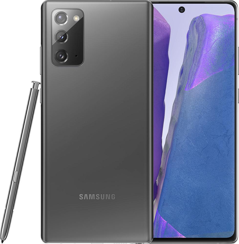Galaxy Note20 256 ГБ графит