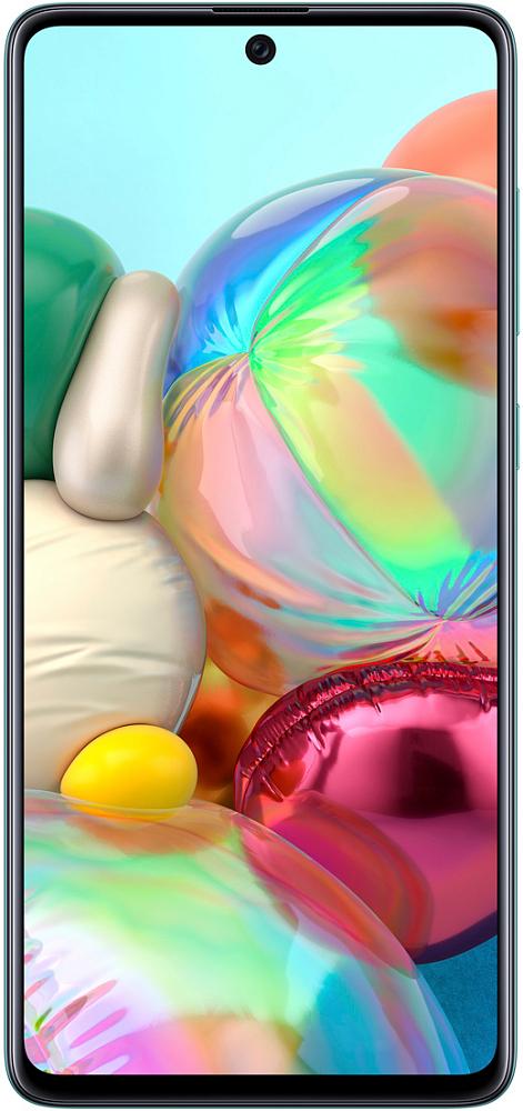 Galaxy A71 128 ГБ синий