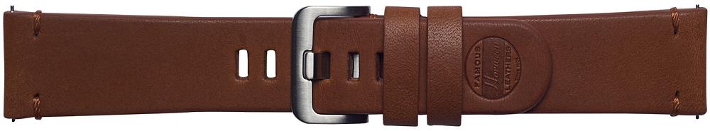 Картинка - Essex для Galaxy Watch3(45мм) | Watch(46мм) коричневый