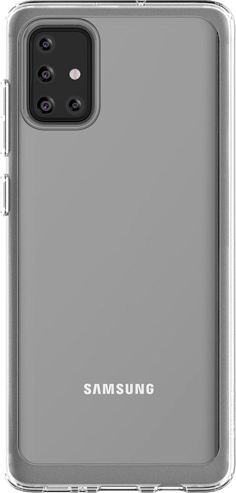 Чехол Araree A Cover для Galaxy A71 прозрачный
