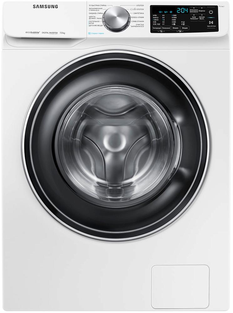Стиральная машина Samsung WW80R42LXEWDLP белый