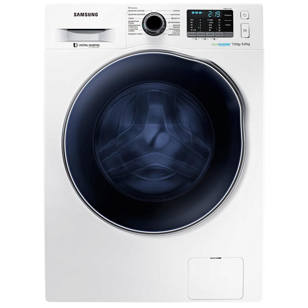 Стиральная машина Samsung WD70J5410AW/LD белый
