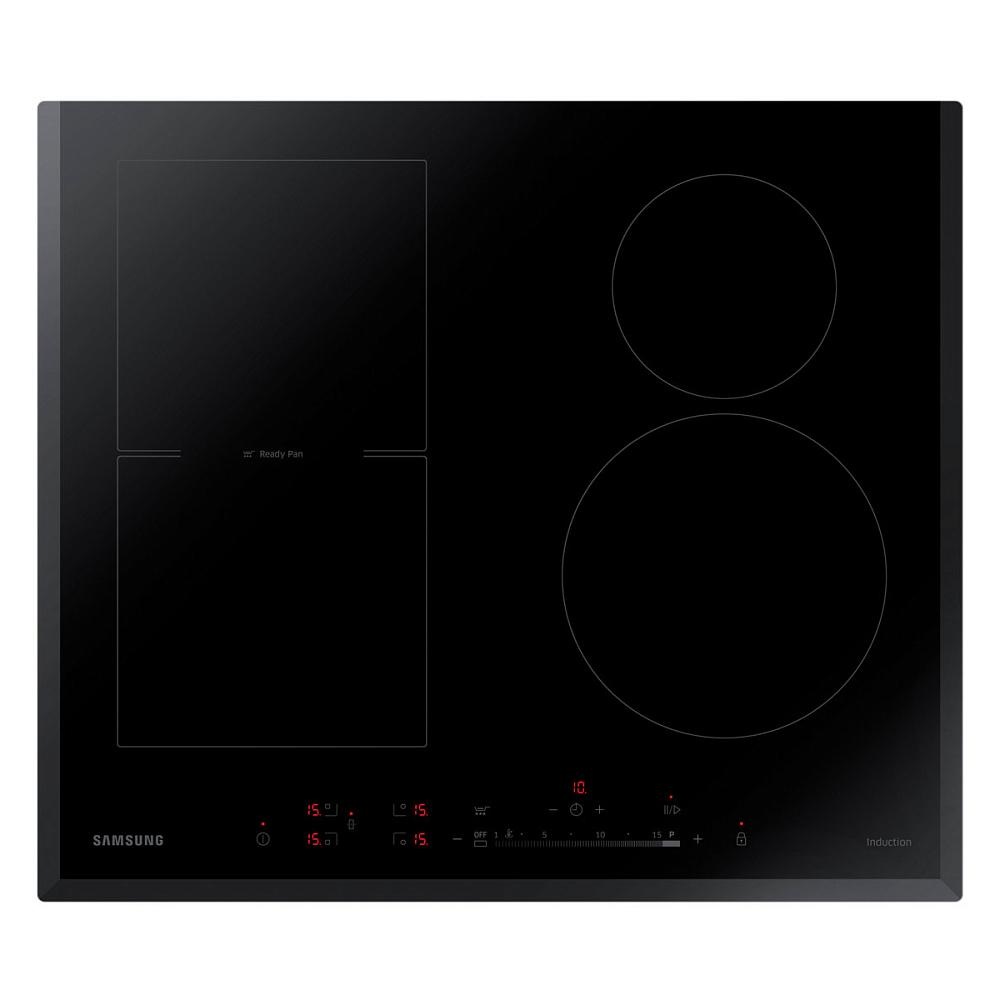 Индукционная варочная поверхность Samsung NZ64H57479K черный