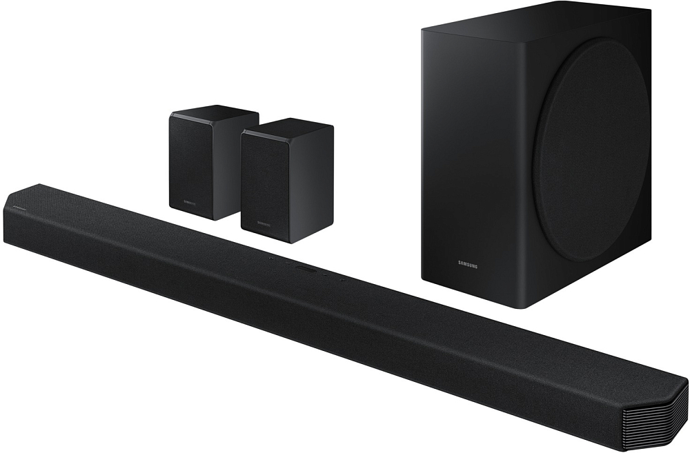 Картинка - Dolby Atmos HW-Q950T черный