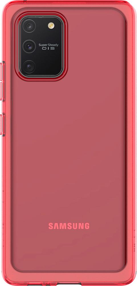 S Cover для Galaxy S10 Lite красный