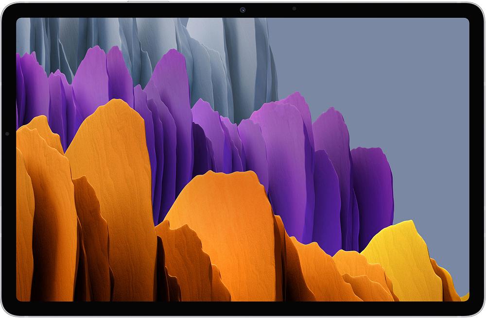 Galaxy Tab S7 LTE 128 ГБ серебро
