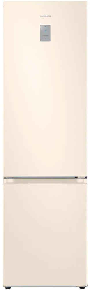 Холодильник Samsung RB38T676FEL/WT с увеличенным полезным объемом SpaceMax, 385 л бежевый