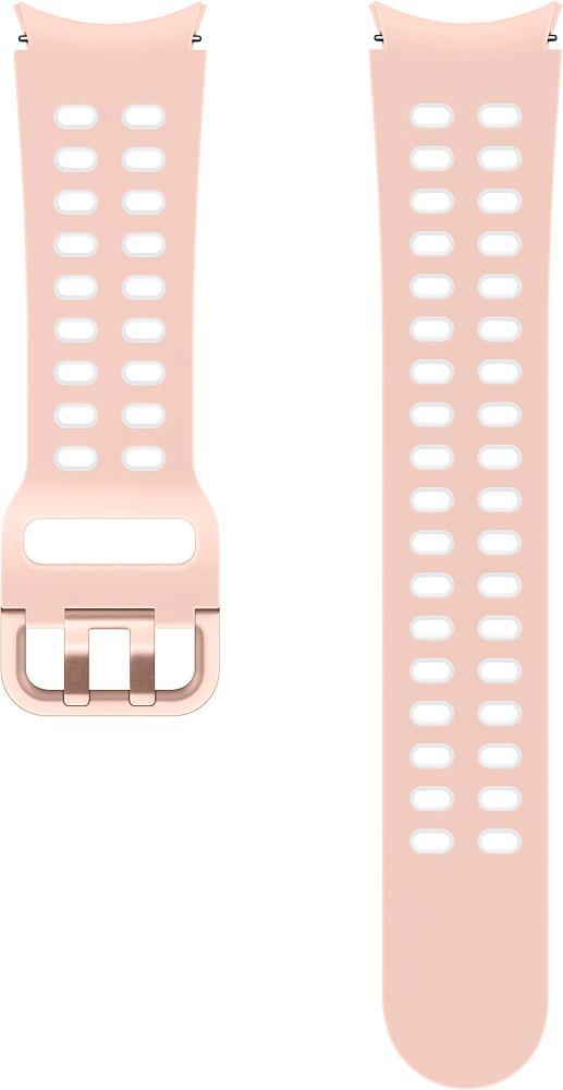 Ремешок Samsung Extreme Sport Band для Galaxy Watch4 | Watch3, 20 мм, M/L розовый