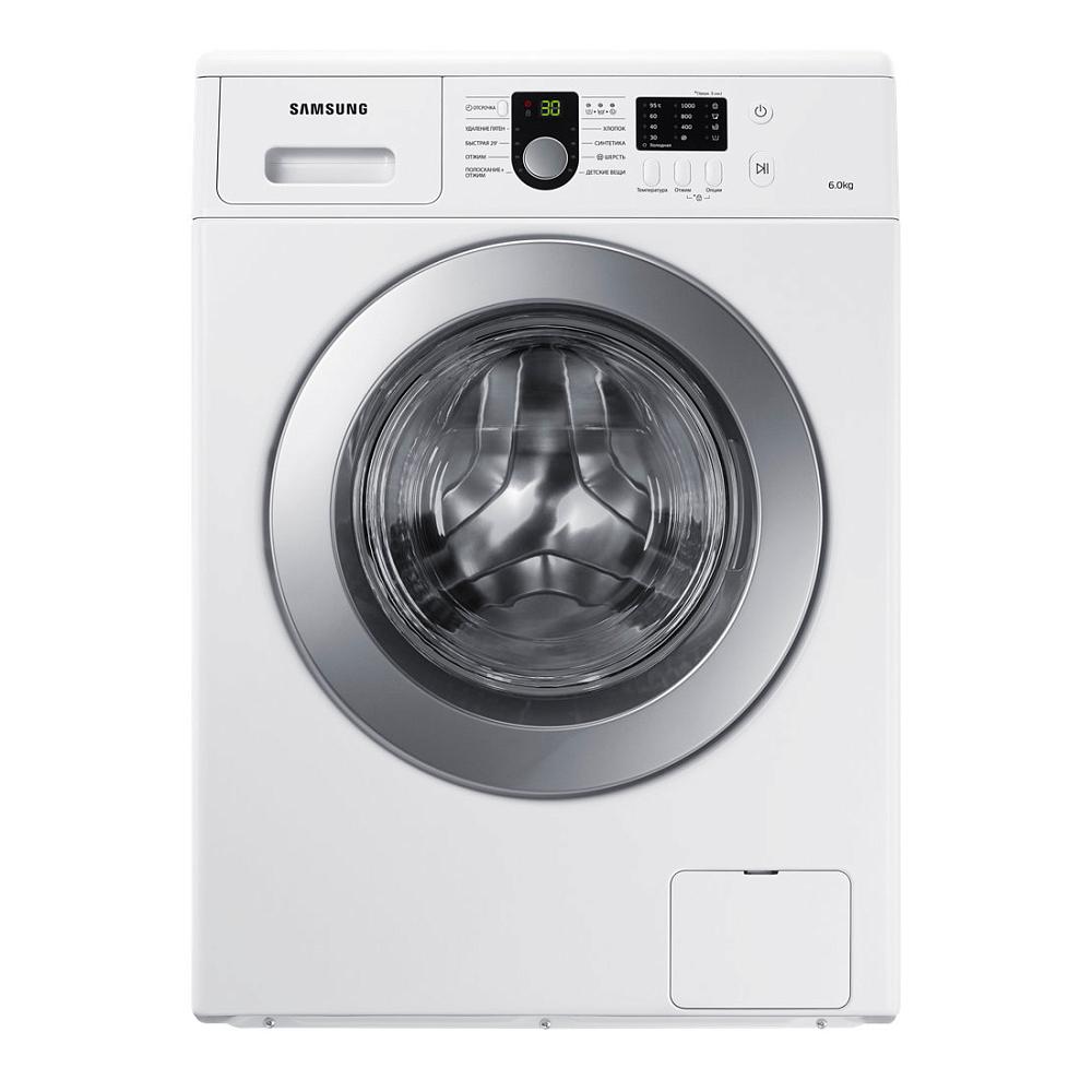 Стиральная машина Samsung WF8590NLW9DYLP белый