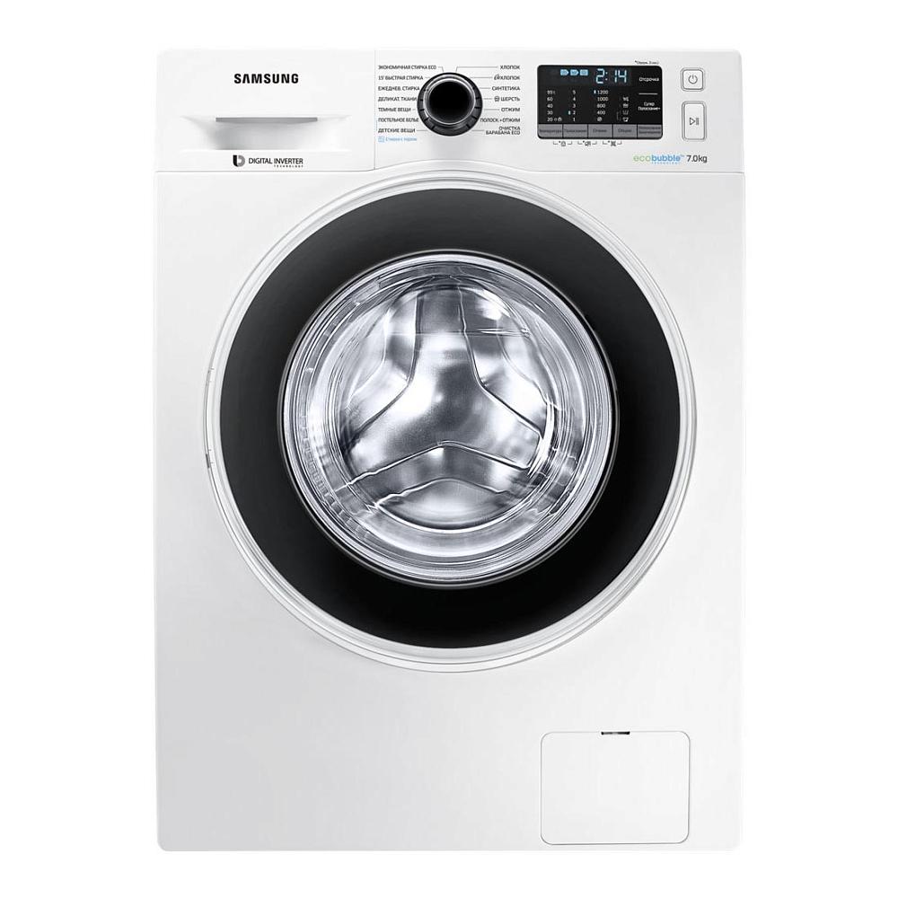 Стиральная машина Samsung WW70J52E0HWDLP белый