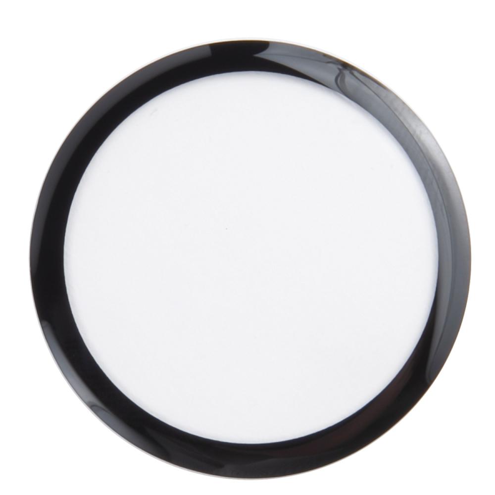 Картинка - PMMA для Galaxy Watch Active 2, 44 мм, (3D) черная