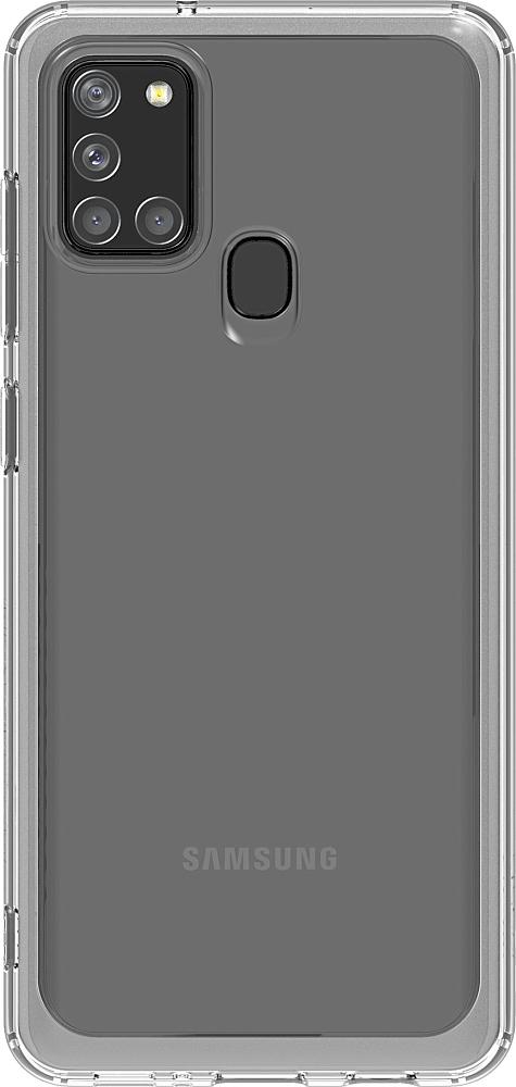 Чехол Araree A Cover для Galaxy A21s прозрачный