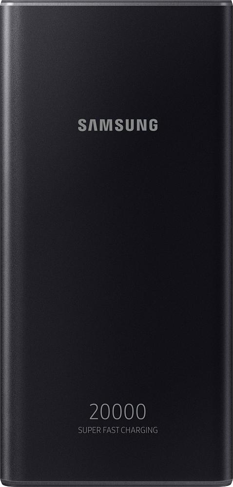 Внешний аккумулятор Samsung EB-P5300 20000 mAh c функц быстрой зарядки серый