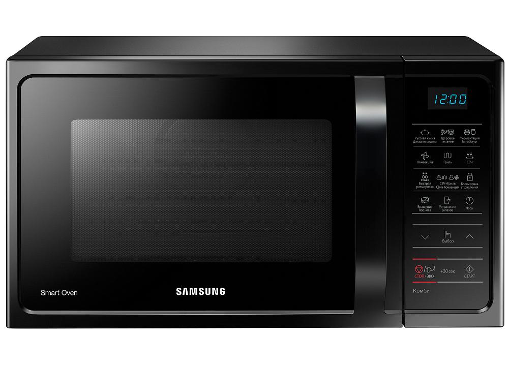 Микроволновая печь Samsung MC28H5013AK/BW 28 л черный