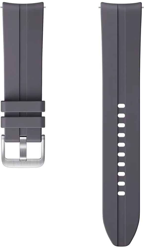 Картинка - Ridge Sport Band 22мм для Galaxy Watch3(45мм) | Watch(46мм) серый