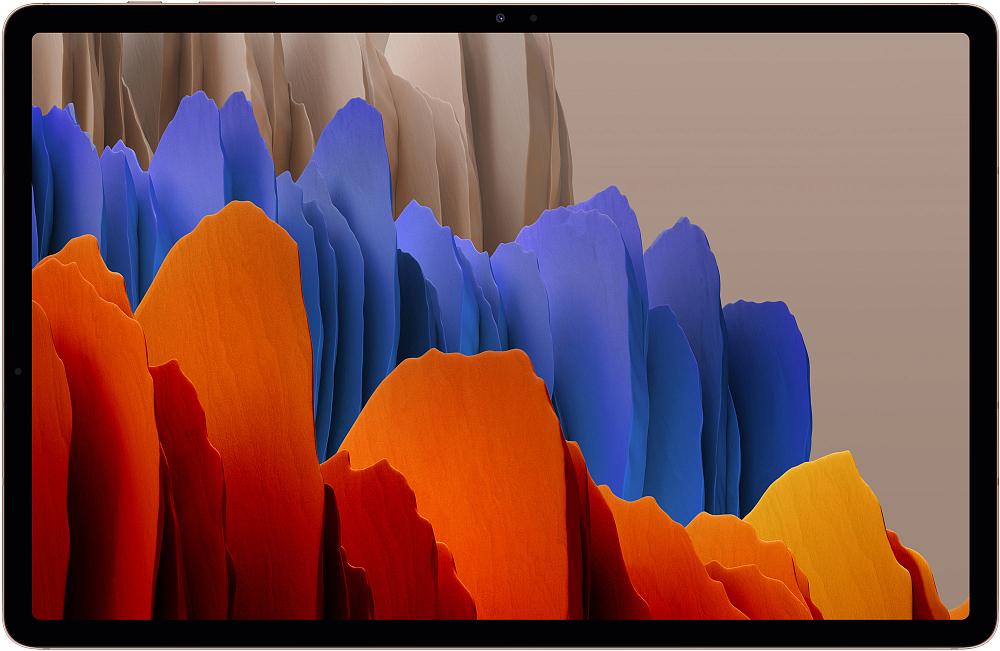 Galaxy Tab S7+ LTE 128 ГБ бронза