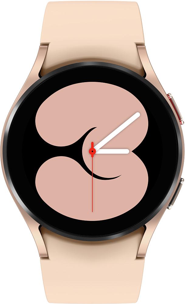 Носимое устройство Samsung Galaxy Watch4, 40 мм розовое золото