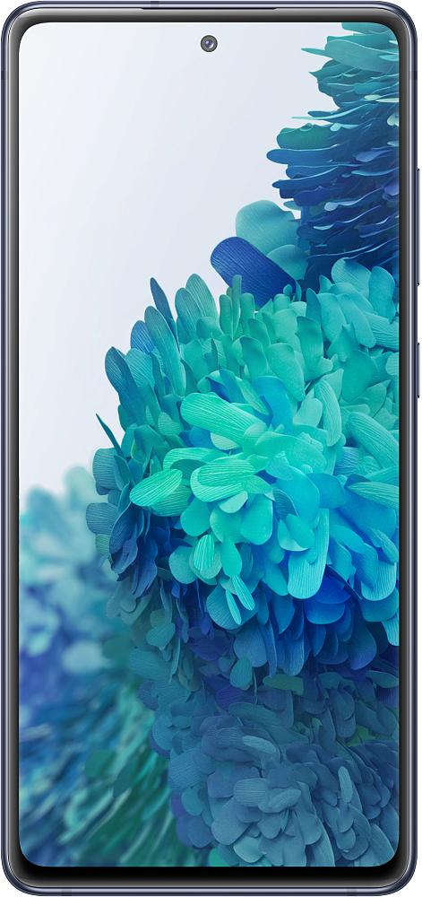 Смартфон Samsung Galaxy S20 FE 256 ГБ темно-синий