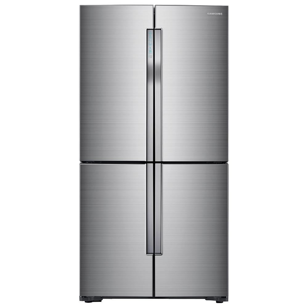 Холодильник Samsung RF61K90407F/WT элегантная сталь