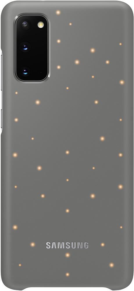 Картинка - Smart LED Cover Galaxy S20 серый