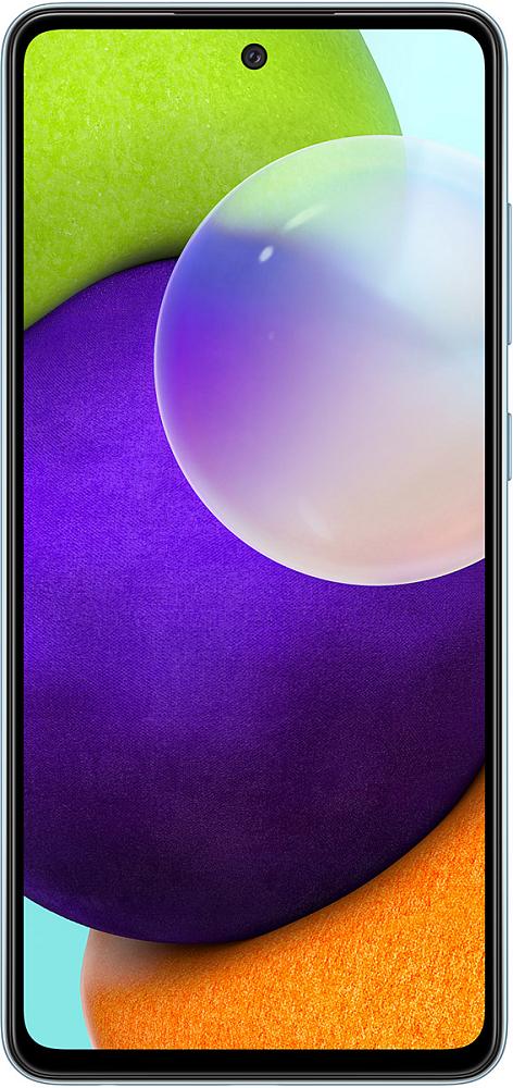 Смартфон Samsung Galaxy A52 256 ГБ синий