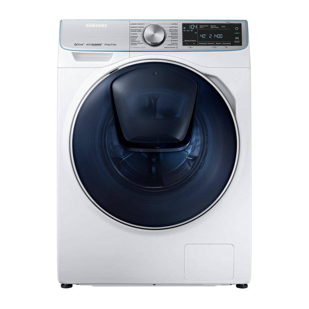 Стиральная машина Samsung WD90N74LNOA/LP белый
