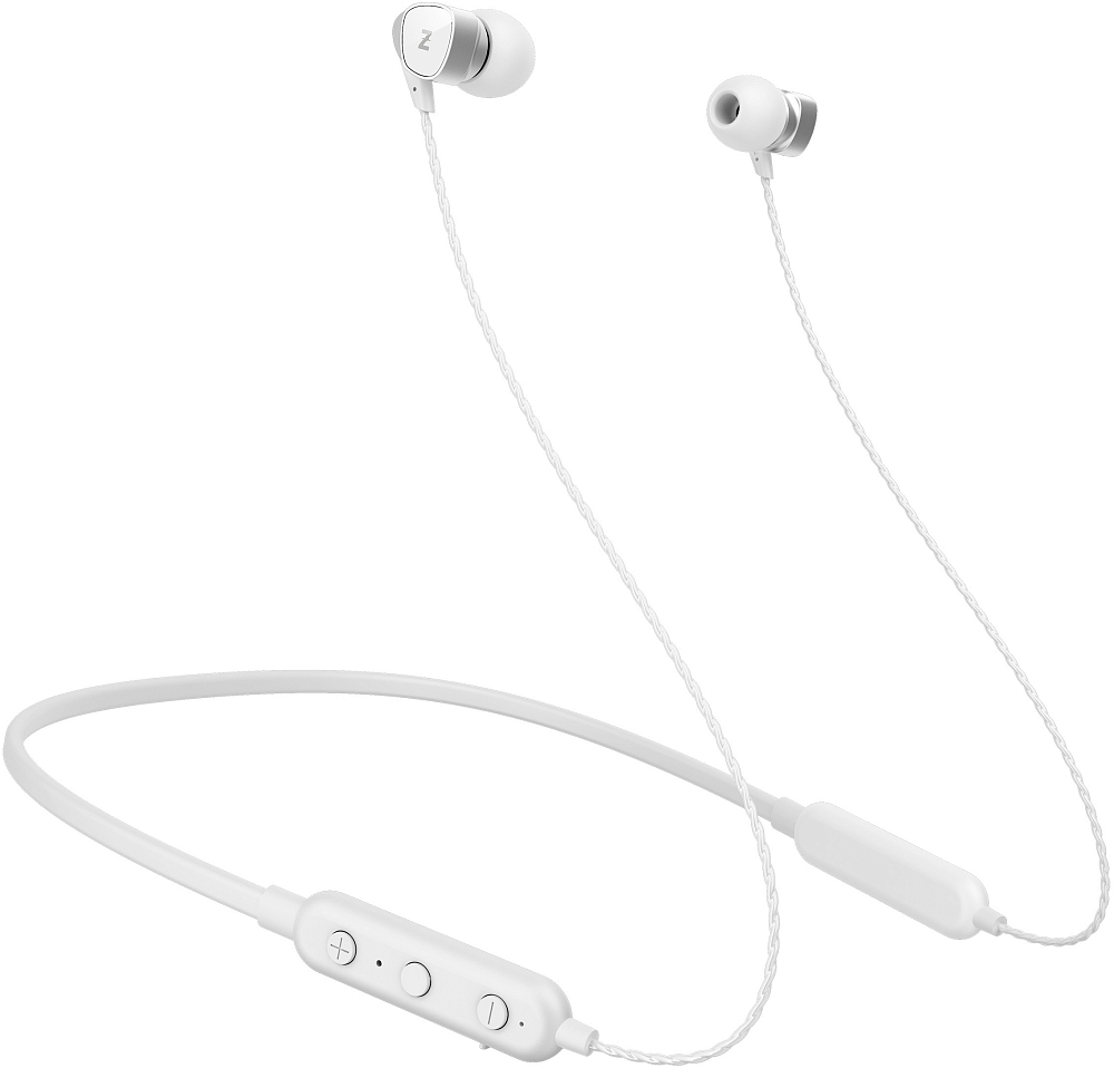 Беспроводные наушники MusicDealer XS BT Белые
