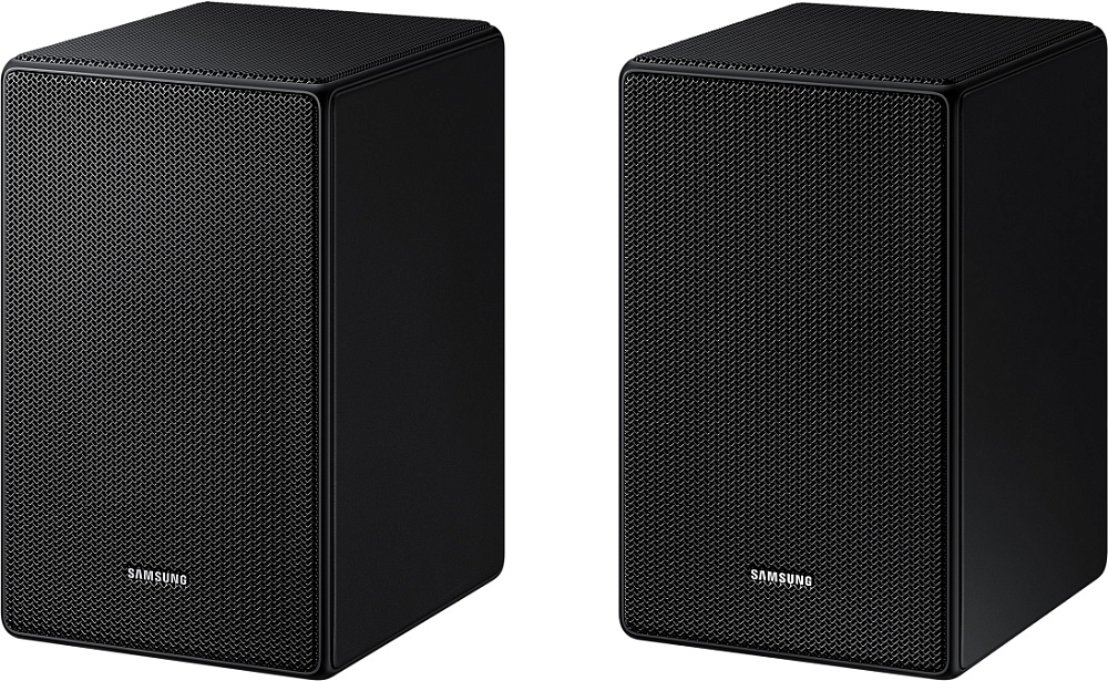 Беспроводная тыловая акустика Samsung SWA-9500S черный
