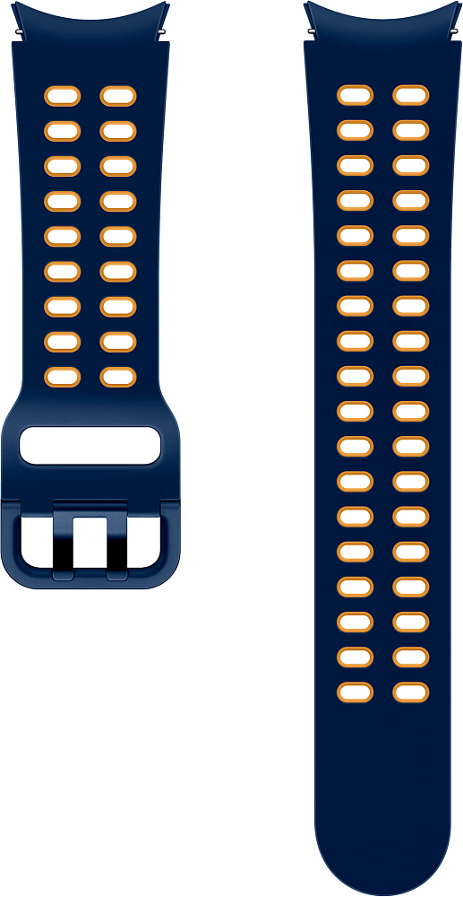 Ремешок Samsung Extreme Sport Band для Galaxy Watch4 | Watch3, 20 мм, M/L синий