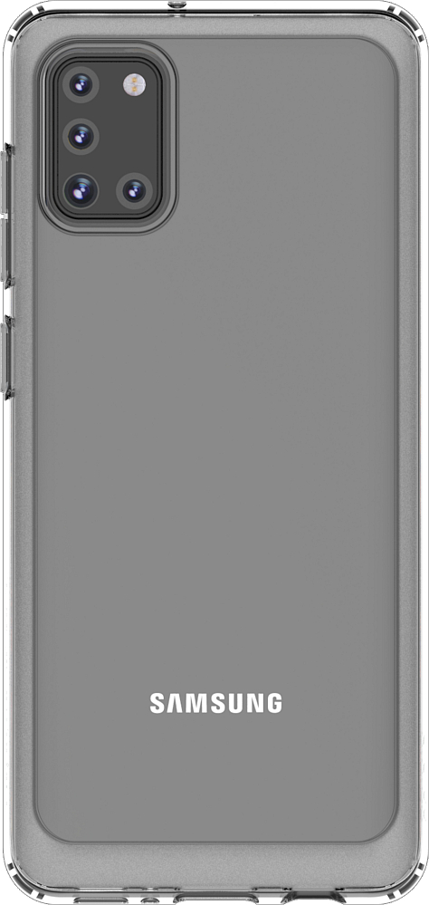 Чехол Araree A Cover для Galaxy A31 прозрачный