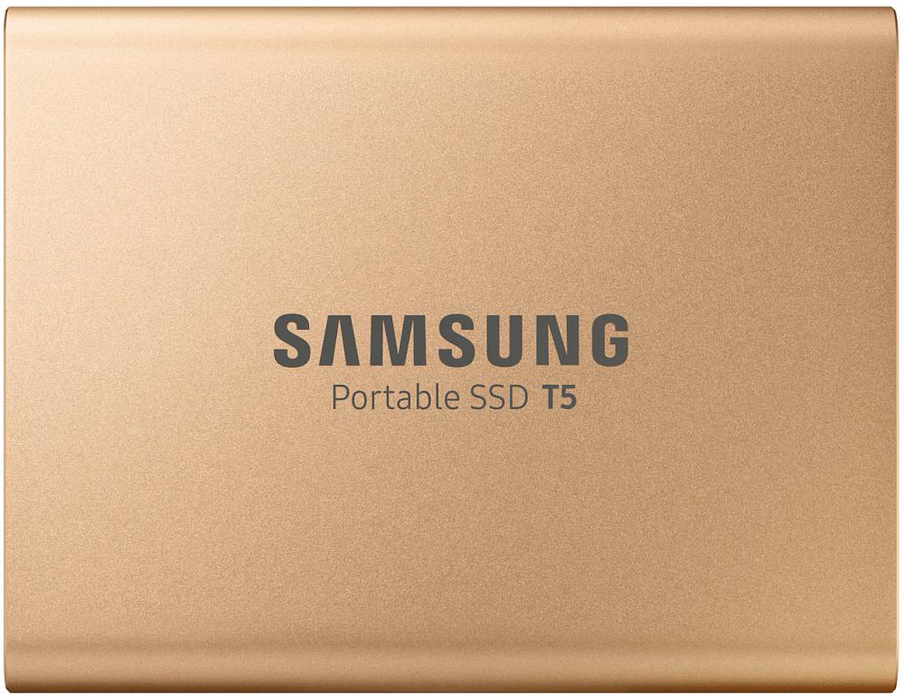 Т5 500 ГБ золотой