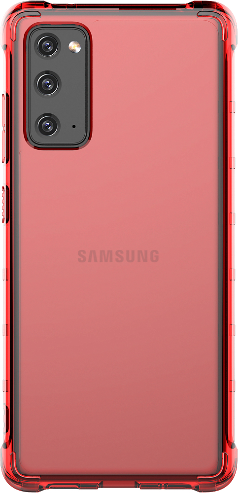 Картинка - M Cover для Galaxy S20 FE красный