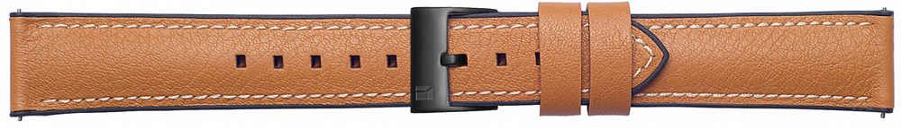 Картинка - Urban Traveller для Galaxy Watch3(45мм) | Watch(46мм) коричневый