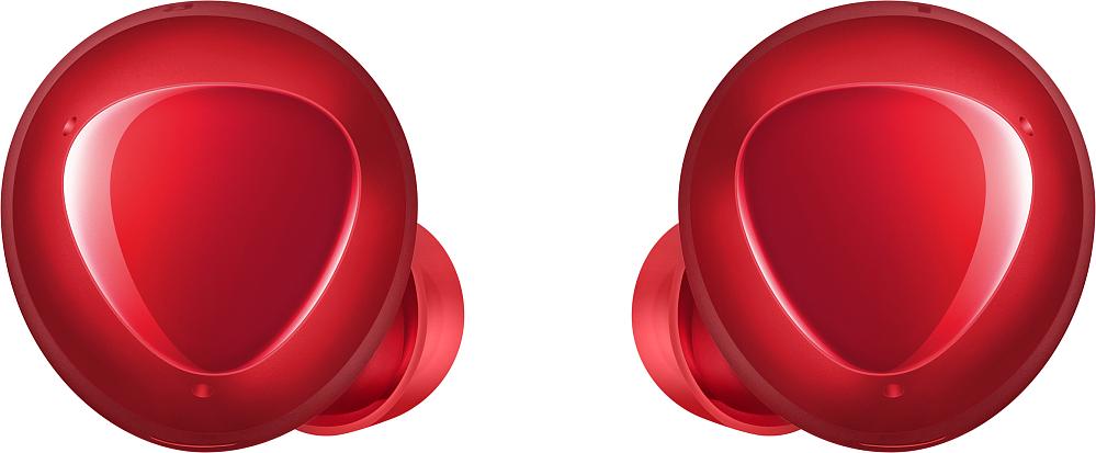 Galaxy Buds+ Красные