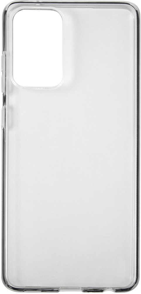 Чехол moonfish для Galaxy A72, силикон прозрачный