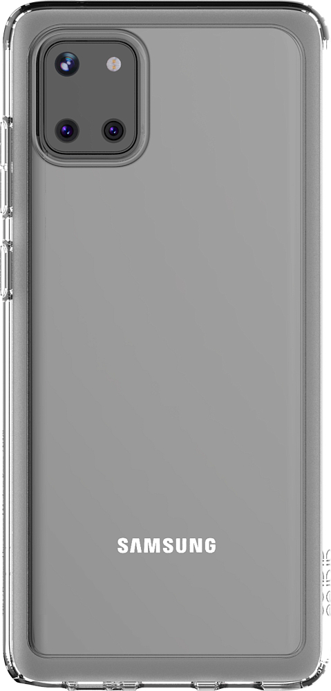 N Cover для Galaxy Note10 Lite прозрачный