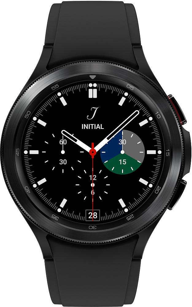 Носимое устройство Samsung Galaxy Watch4 Classic, 46 мм черный